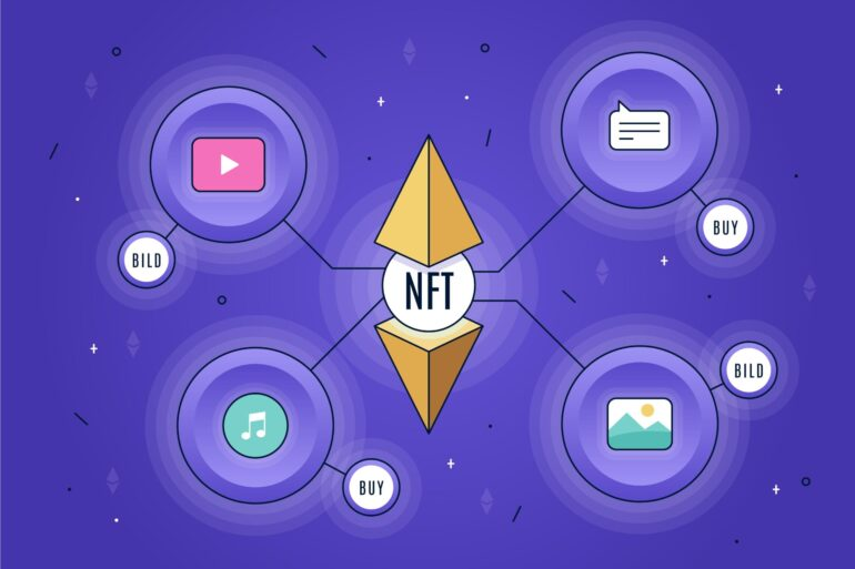 A picture of the NFT Universe