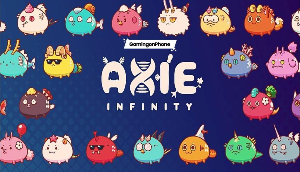 PIcture of Axie Infinity